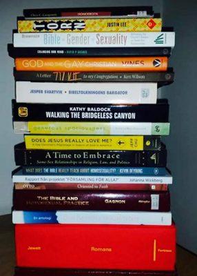 Böckerna som påverkat min teologi