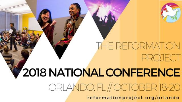 Orlando Conference on Bible-Based LGBTQ Inclusion in the Church – The Reformation Project